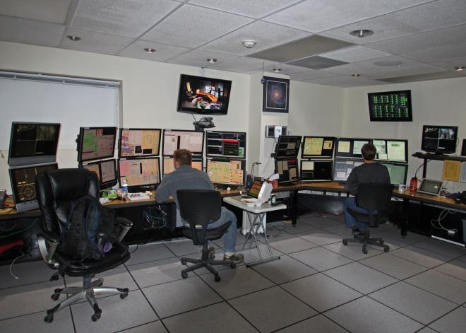 Gemini control room