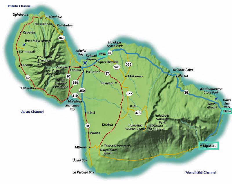I: Road to Hana – emilyberkson