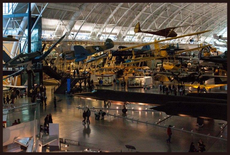Boeing Aviation Hanger