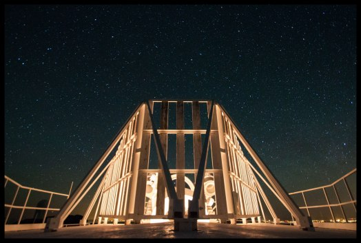 McMath-Pierce Solar Telescope.
