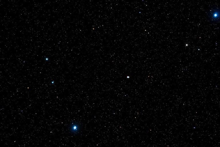 Ring Nebula (M57) Widefield
