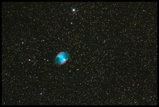 Dumbbell Nebula (M27)