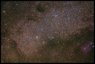 Sagittarius Star Cloud (M24)