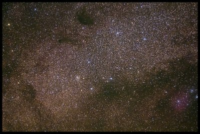 Sagittarius Star Cloud (M24)