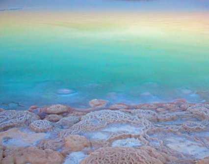 Dead Sea Sunset