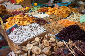 More dried fruits.
